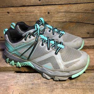 Merrell MQM Flex Gray Hiking Shoes
